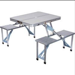 طاولة طاولة طاولة طاولة قابلة للطي في الخارج من المصنع لحفلات الشواء الترفيهية طي الطاولة البضائع المحمولة