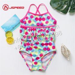 소녀 의복 비키니 수영복 수영복 어린이 수영복