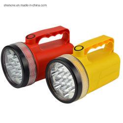Shenoneの強力で明るい緊急時LEDの懐中電燈のホテルの電気トーチ