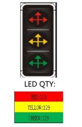 إشارات حركة المرور LED الخاصة بالعرض المتعدد الاتجاهات لـ Arrow Traffic Light النظام