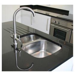 Aangepaste Yl113 3830 die Aluminium ADC12 de Deel Gesmede Gootsteen van de Keuken van het Ijzer van Frogedt van het Metaal van Wielen Casted gieten