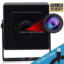 ELP 저조도 2MP 웹캠 HD 1080p H.264 소니 Imx323 센서 Mini USB 카메라(3.6mm 렌즈 포함