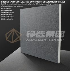Fabricado na China painéis de parede isolamento edifício decorativa parede exterior vidrados cerâmicos