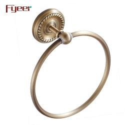 Laiton antique anneau Fyeer serviette