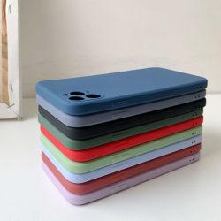 9 смешивать цвета Ultra Thin Matte сотовый телефон чехол для iPhone 11/12