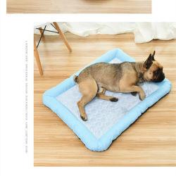 개 재료 0125-3를 위한 여름 자기 매트로 자기를 위한 매서운 개 #Mat를 위한 고양이 매트를 위한 여름 냉각 매트를 위한 애완 동물 얼음 #Cushion