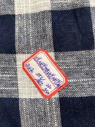 Leinenbaumwolle des Hochleistungs--Y/D mit Vorgespinst-Garn-Gewebe Zmyd 1122 für Kleid für Fußleisten für Polsterung