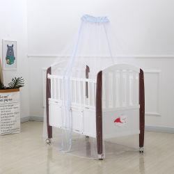 Bed van de Schommeling van de Baby van de Wieg van de fabrikant het Nieuwe Draagbare met vrij het Dierlijke Ontwerp van de Klamboe