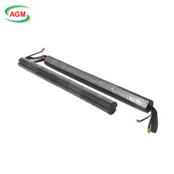 O OEM/Scooter de fibra de carbono ODM 36V 5.2AH Bateria Bateria de lítio