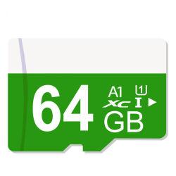 Pendrive 100% 실제적인 수용량 고속 종류 10 소형 SD 카드 메모리 카드 TF 카드