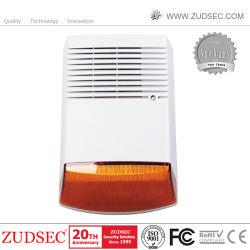 Im Freienröhrenblitz-Sirene Gleichstrom-12-24V 120dB mit blinkendem Licht