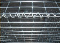 Reticolato esagonale galvanizzato del cestino di /Welded Gabion della rete metallica