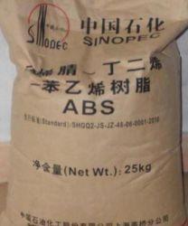 ABS Harz Sinopec Kunststoff für Einspritzung-Formteil