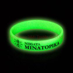 Wristbands su ordinazione del silicone del LED nessun minimo
