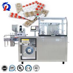 Dpp-160 Kleine Automatische Pharmazeutische Tablette Tablette Kapsel Flache Platte Alu-Alu Blister Verpackung Forming Strip Machine