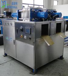 300kg par heure dioxyde de carbone solide de la production de CO2 petit bloc de glace sèche Mini Maker Machine