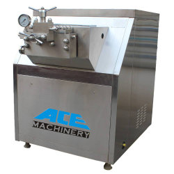 Homogeneização de alta pressão preços da máquina homogeneizar leite frio Dirnk Beverage