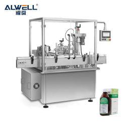 Alwell 小型ボトル充填キャップ 30ml 内用液体充填装置 自動液体充填シーリングマシン