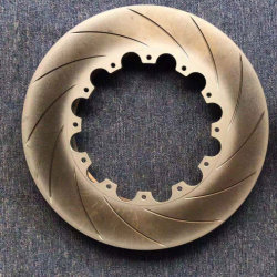 Aangepaste/aangepaste/OEM gegoten rotor voor Iron Racing-remschijf