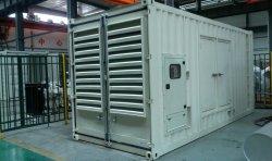 Cummins 2000kVAのディーゼル発電機セットの(海兵隊員か企業または沖合いにまたは風力)オリジナル