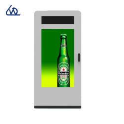 32inch de weerbestendige LCD van het Zonlicht Leesbare Kiosk van de Informatie van de Monitor Openlucht met Uniek Ontwerp