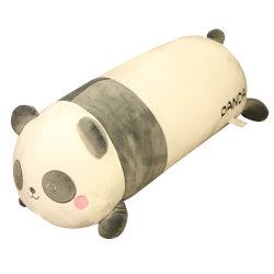 Venta directa de fábrica con forma de animal personalizado Panda Muñeca de juguete de peluche almohada abrazo muñeca para tener novia