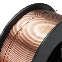 0,8Mm/1,0mm/1,2mm/1,6MM CO2 fio MIG/ Er70s-6 Fio de Solda