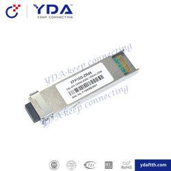Compatible Alcatel à fibre optique LC Duplex Module 10g 1490nm Emetteur-récepteur XFP Zr 80km