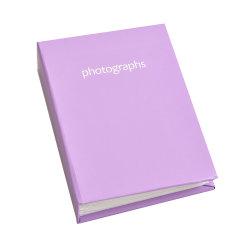 Фиолетовый Фотоальбом PP Pocket 100 листов на заводе с точки зрения затрат