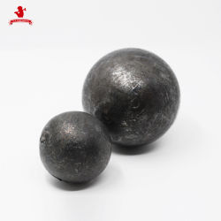 Slijpmedia High Chrome Cast Ball gesmede koolstofstalen bal