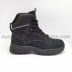 Venta caliente zapatos de cuero exterior Antideslizante botas militares de montaña escalada en el tobillo en el desierto de los hombres Zapatos Zapatos de seguridad