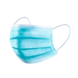 Filtro de médicos tecido Melt-Blown descartáveis de protecção de Máscara ISO aprovado pela CE Steirle ou não estéreis 50PCS/Caixa Tipo I, II, Iir