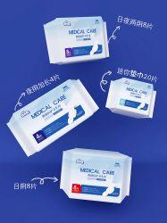 B&Q Venda por Atacado descartáveis Napkins Pads Midical Care equilíbrio íntimo Care Belt Tampon Peroid algodão fabricante bacteriostático Protecção Panty Liner