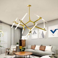 Lamp van de Tegenhanger van de binnen LEIDENE van de Decoratie van het Huis de Moderne Kroonluchter van het Plafond (wh-ap-46)
