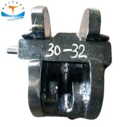 Attrezzatura per l'ormeggio marino in acciaio fuso JIS F2015-87 ancoraggio a barra Fermo catena