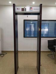 通り抜け通路の温度計のドア、医学および電子赤外線温度計、無接触医学および臨床額のドアの温度計のゲート