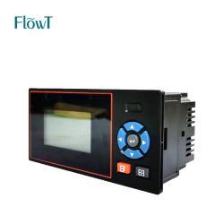 Totalizador del medidor de flujo con RS232C y RS485.