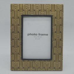 Antiker hölzerner einzelner Öffnungs-Foto-Rahmen