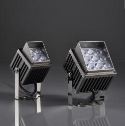 IP66 Kubik4w 8W LED Scheinwerfer für im Freienblumen-Baum-Pflanzenpunkt-Beleuchtung