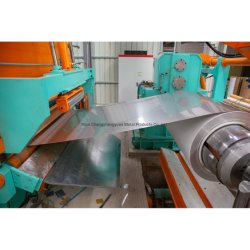 Commerce de gros (ASTM 304 321 304L 316 316L 430 201) n° 1 miroir 2b 8K Tisco Tôles en acier inoxydable