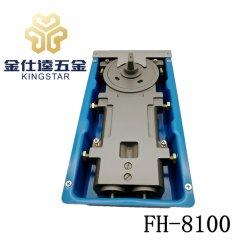 250 kg más cerca de la puerta de la puerta de vidrio de piso detener la primavera de bisagra para puerta con marco de FH-8100