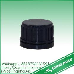 Bouchon à vis 18 mm avec Insérer le bouchon de bouteille d'huile essentielle