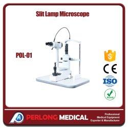 Pol-01 Medische apparatuur convergerende Stereoscoop optische slamp microscoop