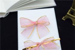 Multipurpose rose robe ORGANZA RIBBON Bow pour accessoires
