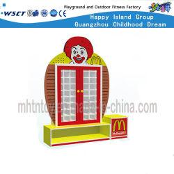 Детский сад мебель Макдональд тип чашки для установки в стойку (HF-07601)