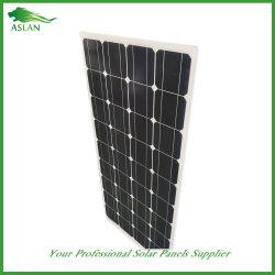 100W 세륨을%s 가진 단청 태양 전지판 임명 및 증명되는 TUV