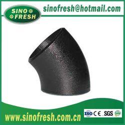 継ぎ目が無い炭素鋼のステンレス鋼のバット溶接管付属品