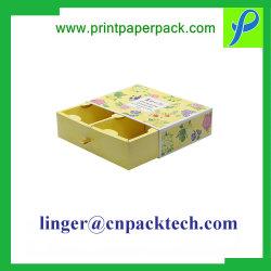 Bestellte Papierfach-Geschenk-Kasten, Elektron-Teilverpackenkasten, fantastisches Geschenk-steifer Papierkasten, Zoll gedruckter Schmucksache-Sammelpack, Speicherverpackungs-Kasten voraus