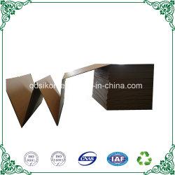 Embalagem de Papelão Ondulado contínua de mobiliário de dobragem em Z infinitas folha de cartão