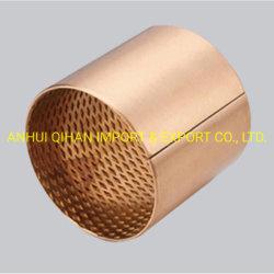 Cuscinetto normale spostato Bronze del Bush Oilless del cuscinetto del pezzo meccanico della boccola del bronzo del cuscinetto di Fb090 Fb092